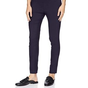 Maternity Secret Fit Ankle Skinny Work Navy Pant